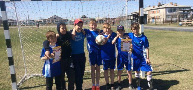 Соревнования по мини — футболу «Кожаный мяч – 2018»