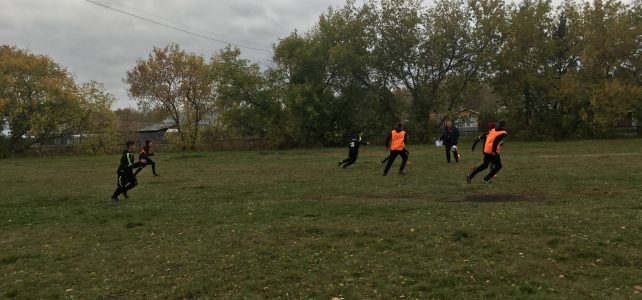Итоги соревнований мини — футбол 18