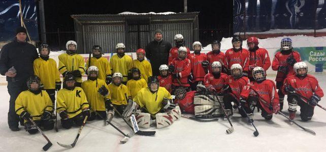Хоккей 23 февраля 19