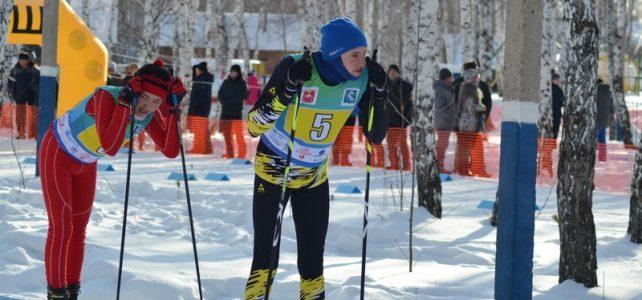 Спартакиада учащихся сельских районов Челябинской области по лыжным гонкам