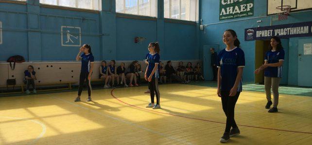 Первенство района по волейболу среди девушек