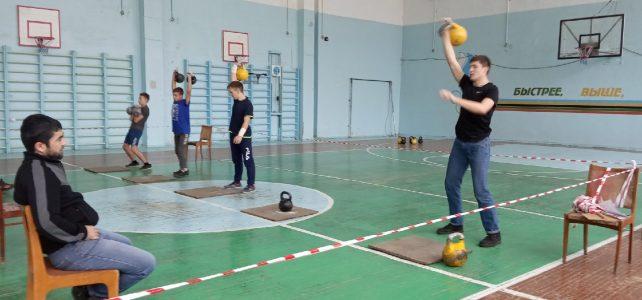 23 ноября в с. Миасское прошел открытый турнир с. Миасское по гиревому спорту