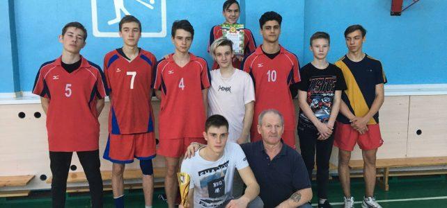 Первенство района по баскетболу среди юношей общеобразовательных организаций Красноармейского муниципального района.