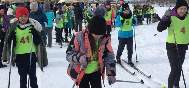 Районные соревнования по лыжным гонкам, на приз газеты «Пионерская правда»    29 февраля 2020г. с. Миасское