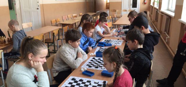 Итоги соревнований по шашкам с. Шумово