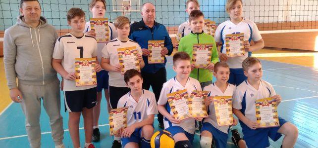 Кубок МУ ДО «Красноармейская ДЮСШ» по волейболу