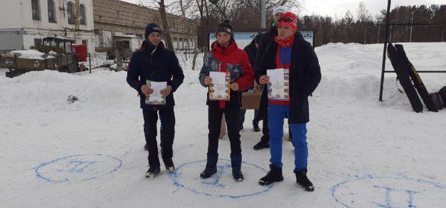 Соревнования по лыжным гонкам «Закрытие сезона»
