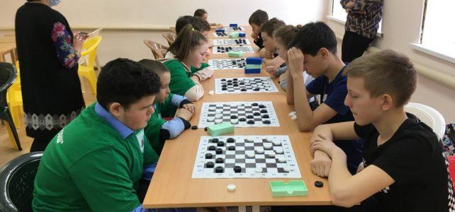 Итоги соревнований по шашкам